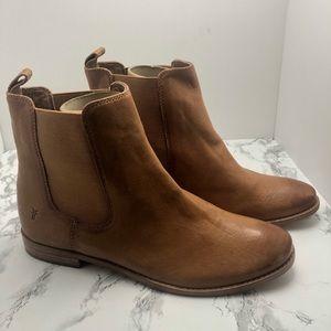 Frye Leather Women's Chelsea Boots
